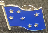 Starry Plough Badge