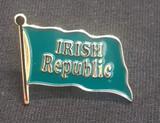 Irish Republic Badge