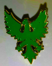 Rising Phoenix Badge