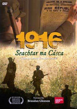 1916 Seachtar Na Cásca - Narrated by Brendan Glesson - Double DVD