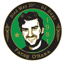 Patsy O'Hara Badge