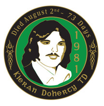 Kieran Doherty Badge
