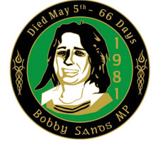 Bobby Sands Badge