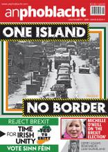 An Phoblacht Magazine November 2019