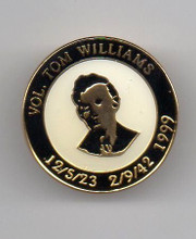Volunteer Tom Williams - IRA 1923 - 1942 (Badge)