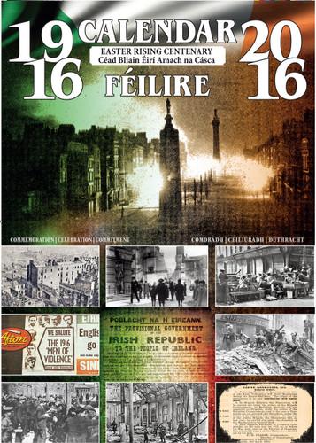 Easter Rising Centenary Calendar