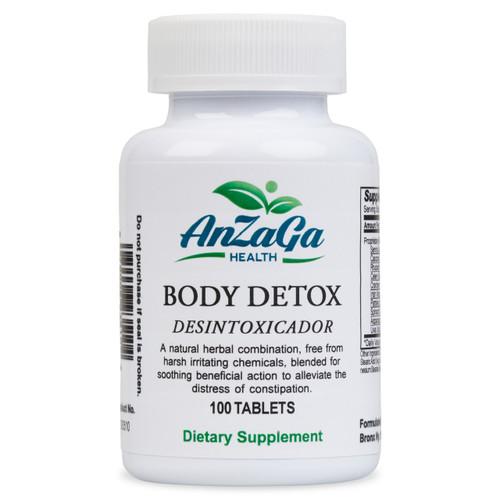 AnZaGa Body Detox