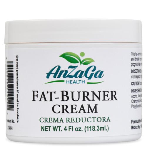 Anzaga Fat Burner Cream- Crema Reductora de Grasa