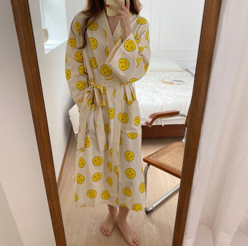 Smile Robe for MAMA