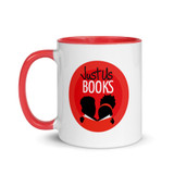 Good Books Make a Difference  Mug