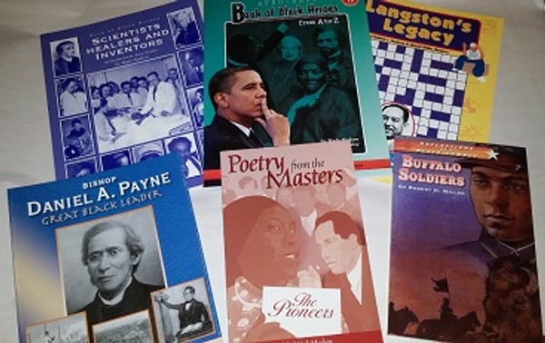 Black History Books Collection