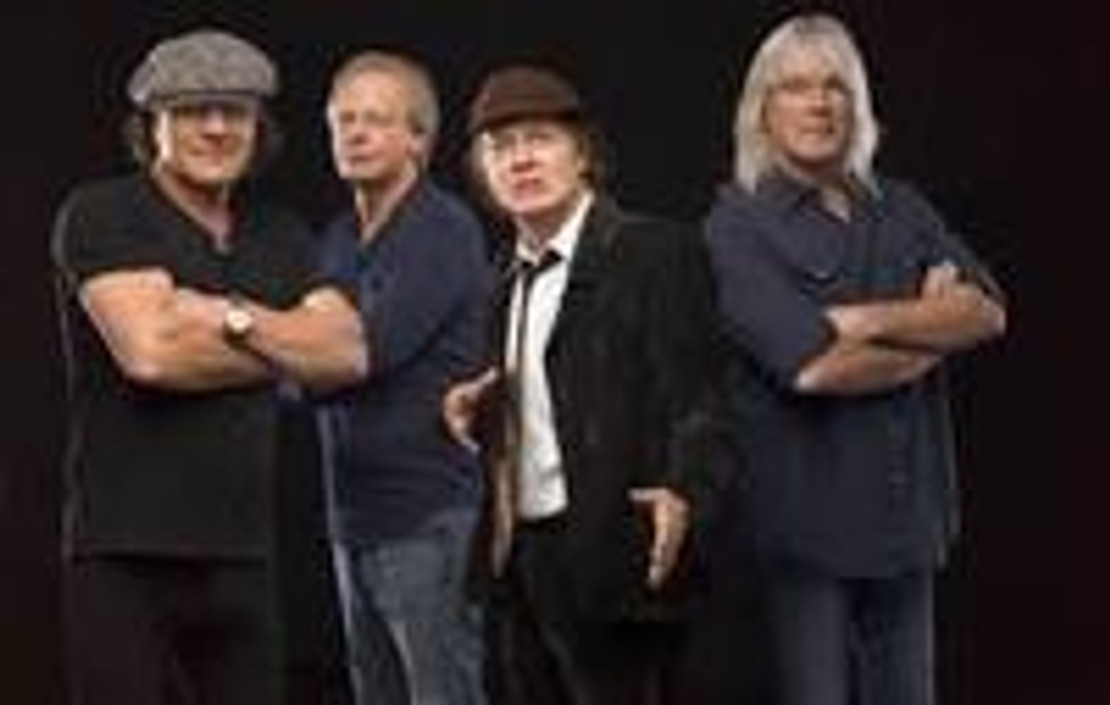 AC/DC Set to Rock North America in 2015