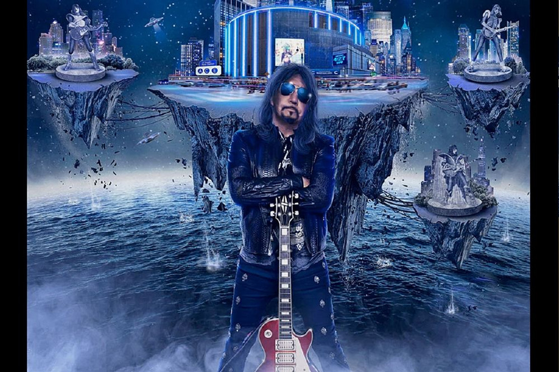 ACE FREHLEY SET TO RELEASE ORIGINS, VOLUME 2