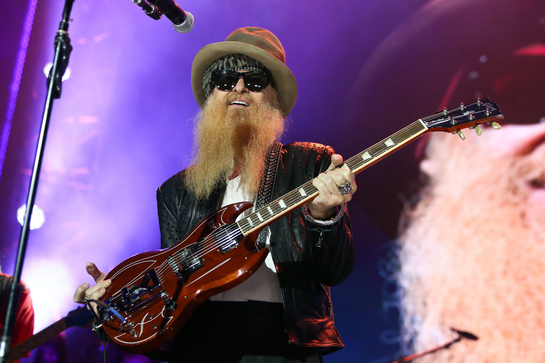 BILLY GIBBONS UPCOMING SOLO ALBUM TO PAY TRIBUTE TO LATE PRODUCER & ZZ TOP ARE GOIN' 50
