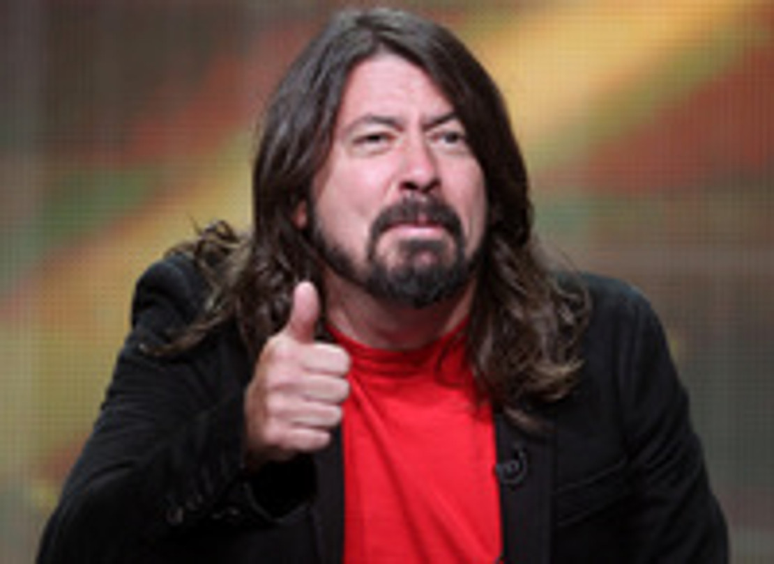 Happy 47th Birthday to Dave Grohl