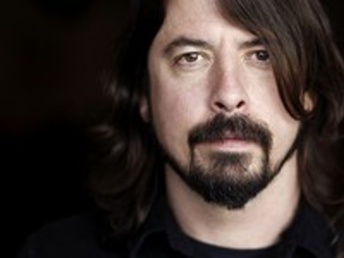 Dave Grohl to Rock Your TV