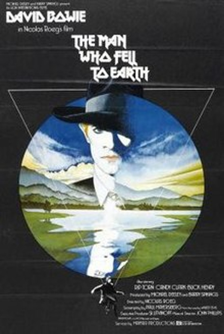The Man Who Fell to Earth...Through Your TV