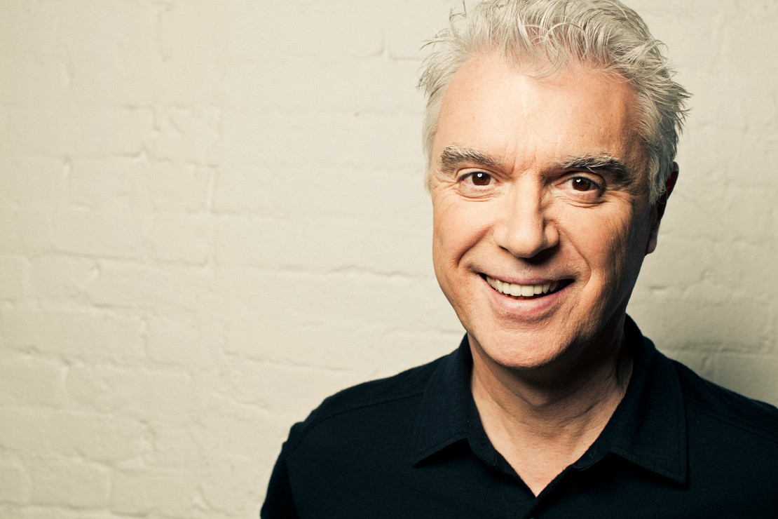 DAVID BYRNE LAUNCHES NEW VIRTUAL REALITY EXHIBITION