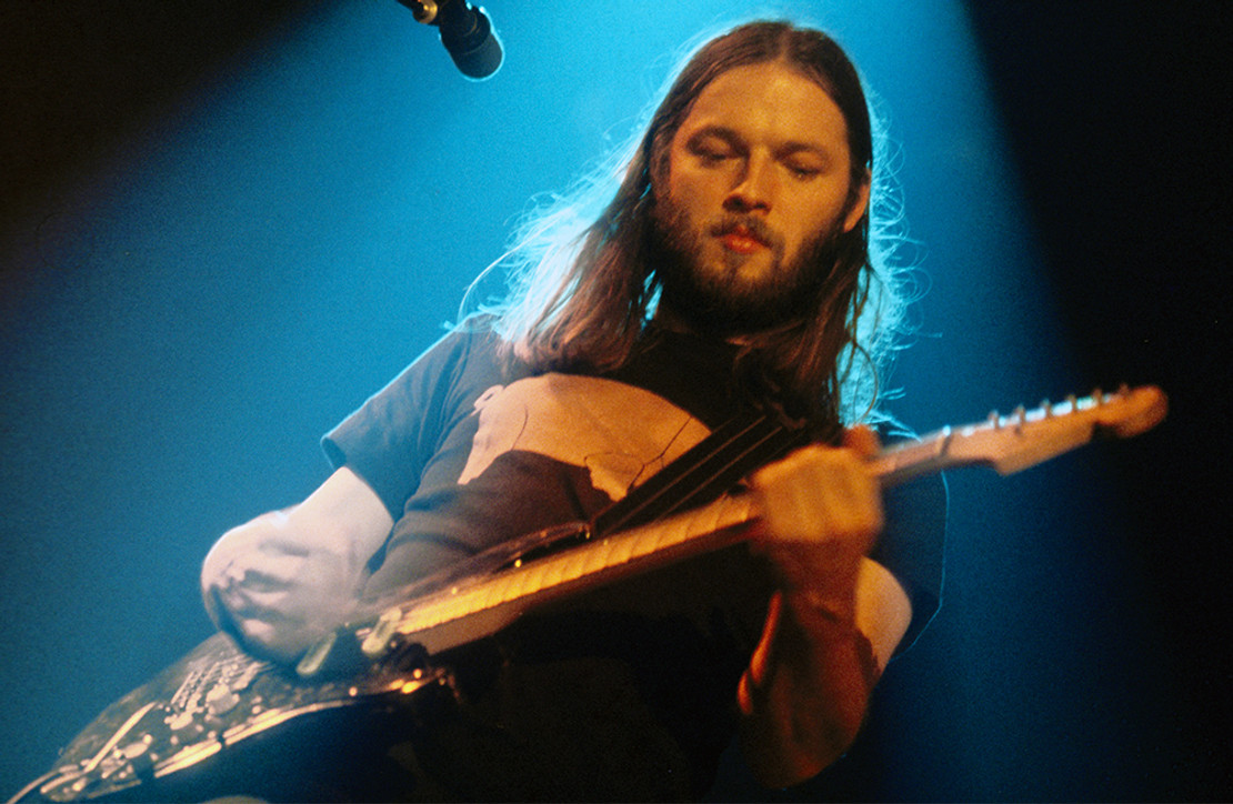 Pink Floyd's David Gilmour to Auction His Legendary Guitars for Charity