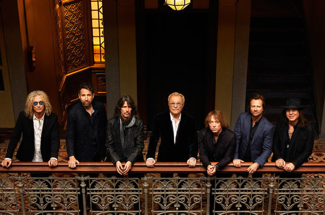 LAS VEGAS SET TO ROCK WITH SOME FOREIGNER