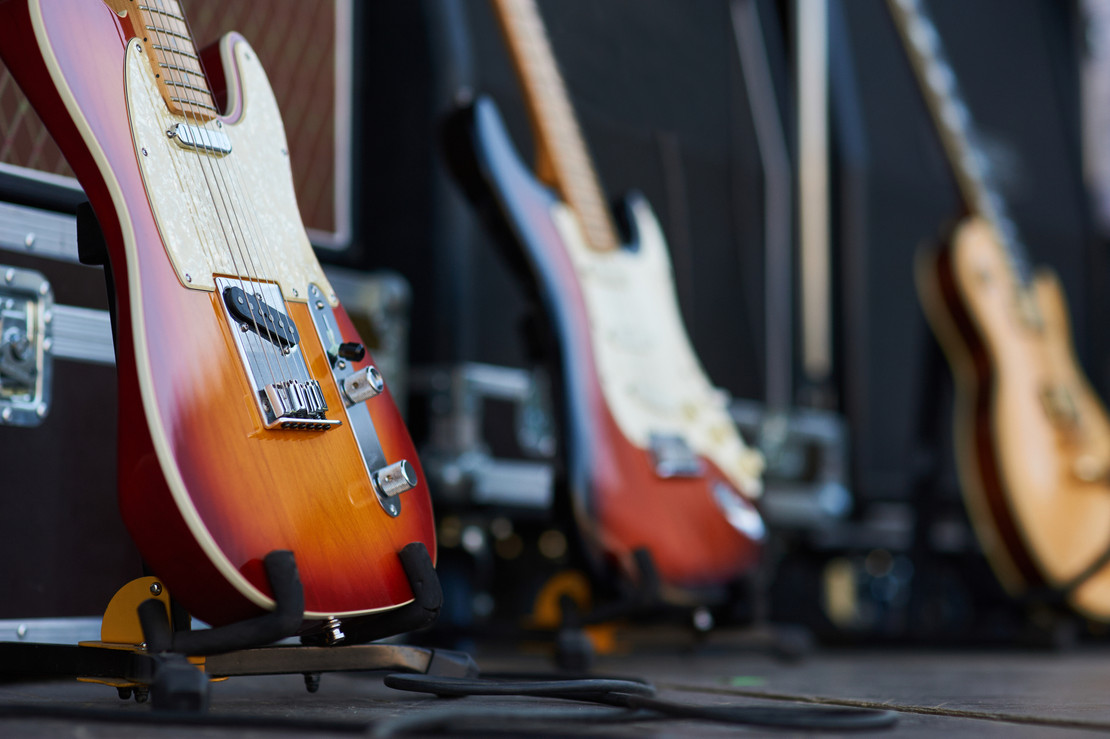 Famous Guitars and the Stars Who Played Them