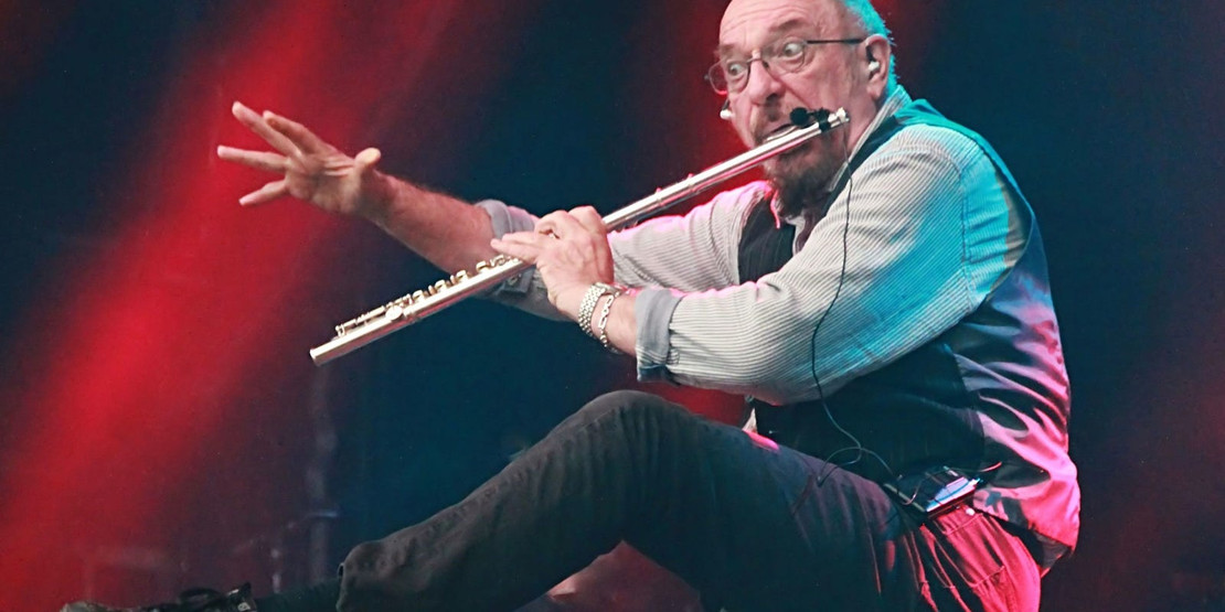 Ever Wonder How Ian Anderson Brought a Flute Into Rock 'n Roll?