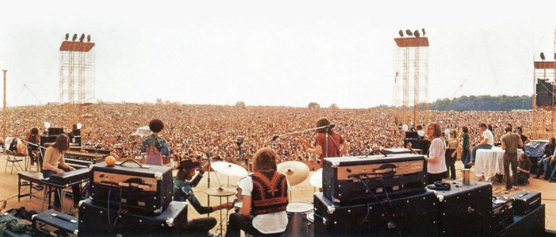 Celebrate the 49th Anniversary of the Woodstock Music & Art Festival