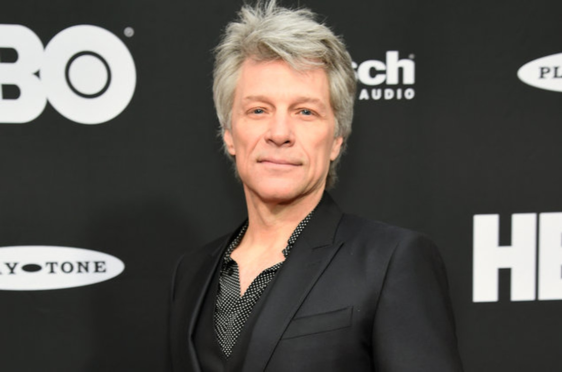 JON BON JOVI RELEASES TITLE OF NEW ALBUM