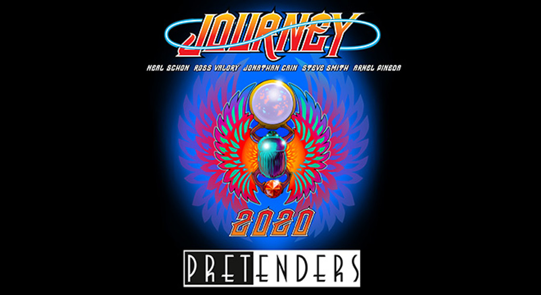 JOURNEY TO TOUR WITH THE PRETENDERS IN 2020