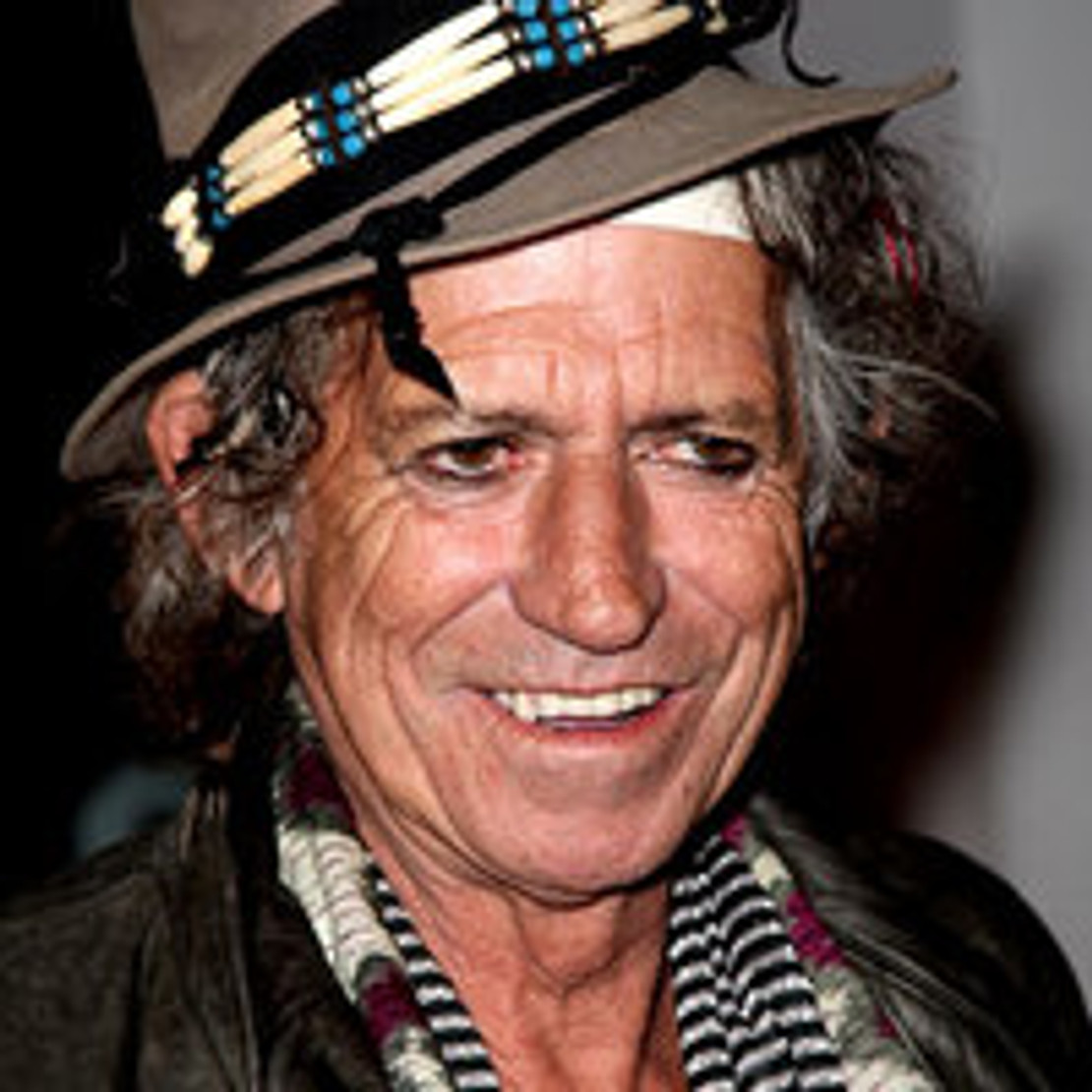 Keith Richards is Writing His First Children's Book