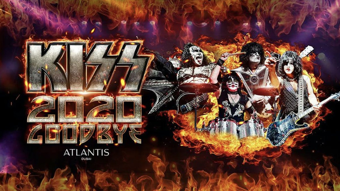 KISS TO HOLD VIRTUAL KISS OFF TO 2020 CONCERT