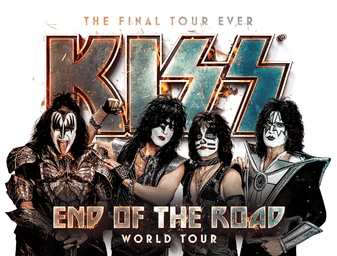 THE END OF THE ROAD...for KISS