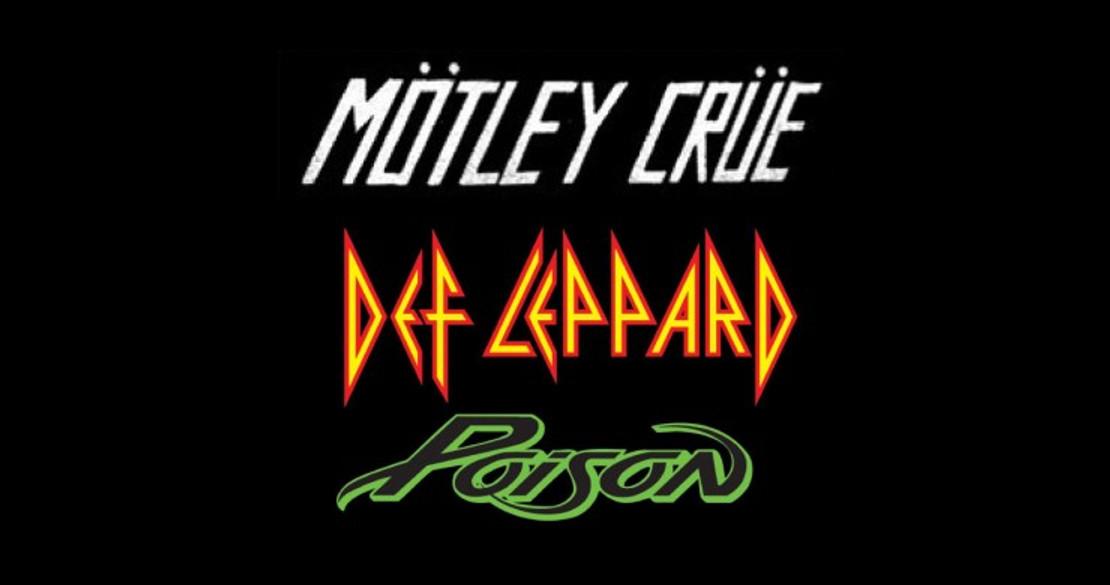 Motley Crue Rock Band Logo Men/'s T Shirt Heavy Metal Live Concert Tour Merch