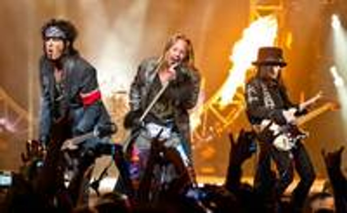 MOTLEY CRUE ADD 21 DATES TO THEIR FINAL TOUR