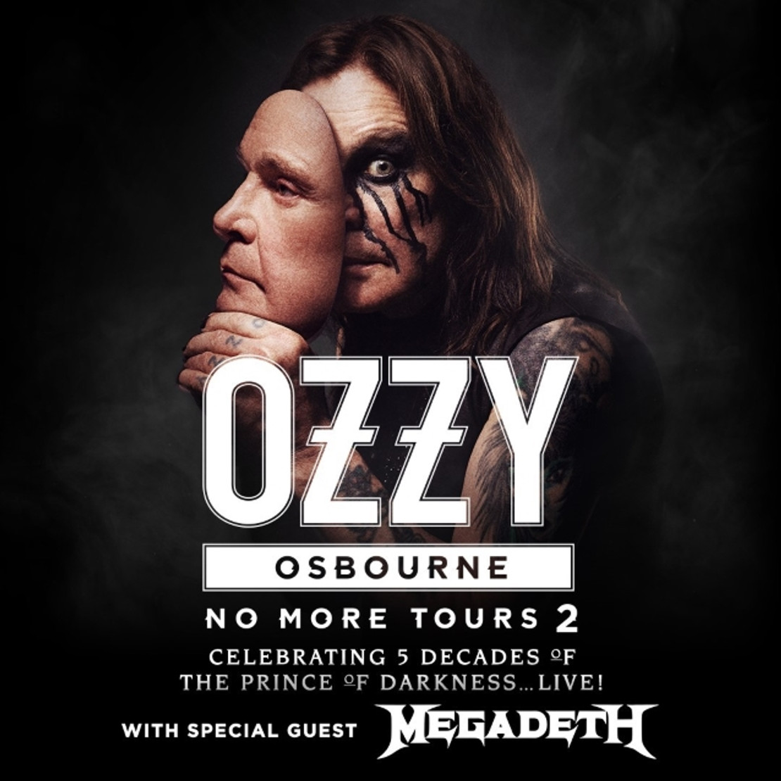 "Ozzy Osbourne ""No More Tours 2"" Dates Announced"