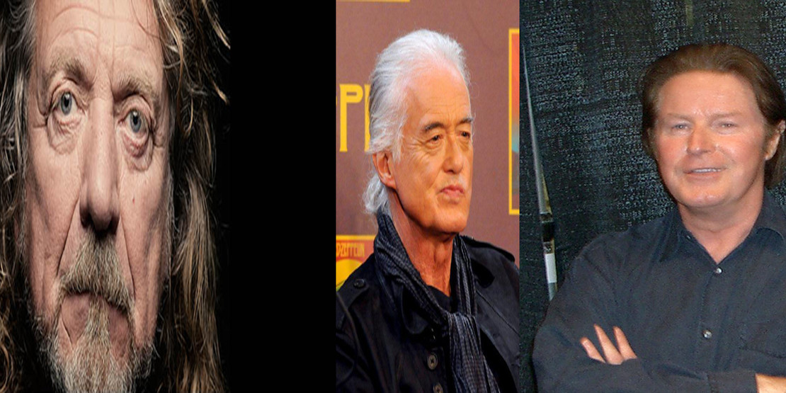 ROBERT PLANT VS. JIMMY PAGE & DON HENLEY???