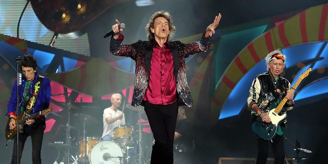 "Rolling Stones Announce 2019 ""No Filter"" U.S. Tour Dates"