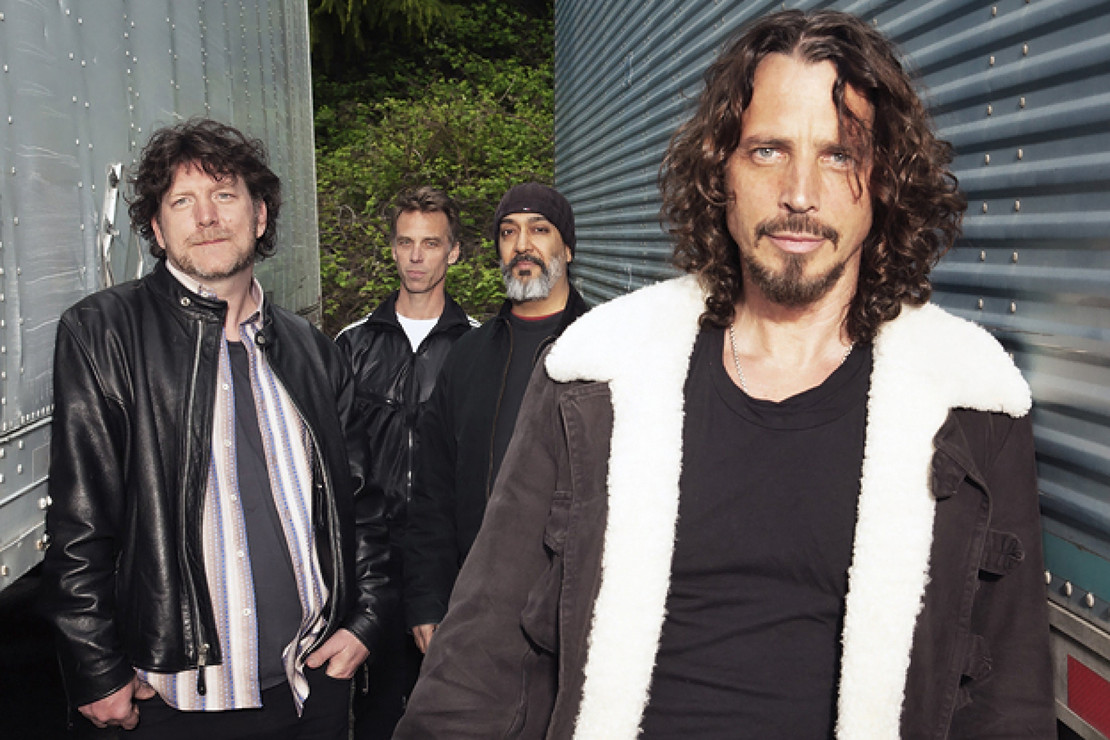 UNRELEASED SOUNDGARDEN ALBUM EXPECTED TO BE RELEASED