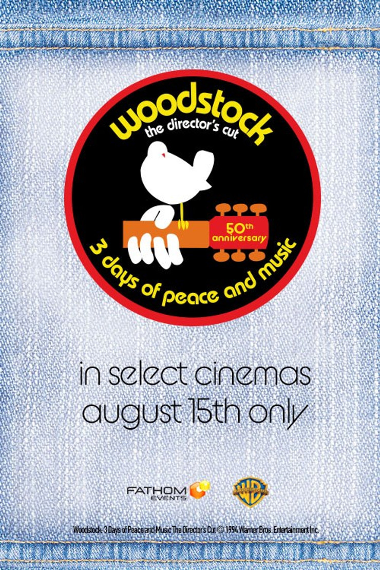 WOODSTOCK - THE DIRECTORS CUT: One Night Only