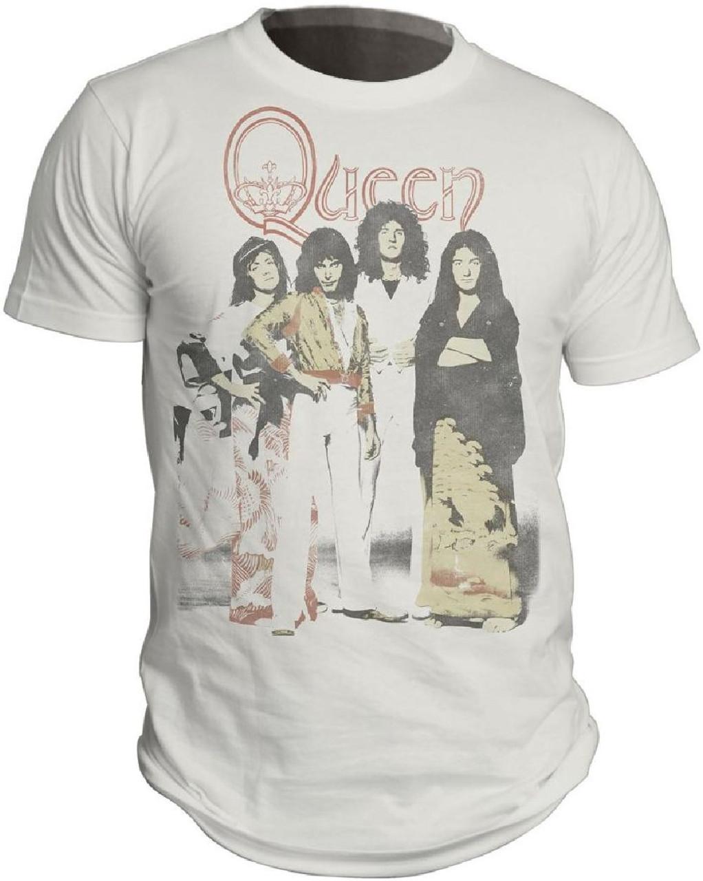 Queen T,shirt , Band Photograph