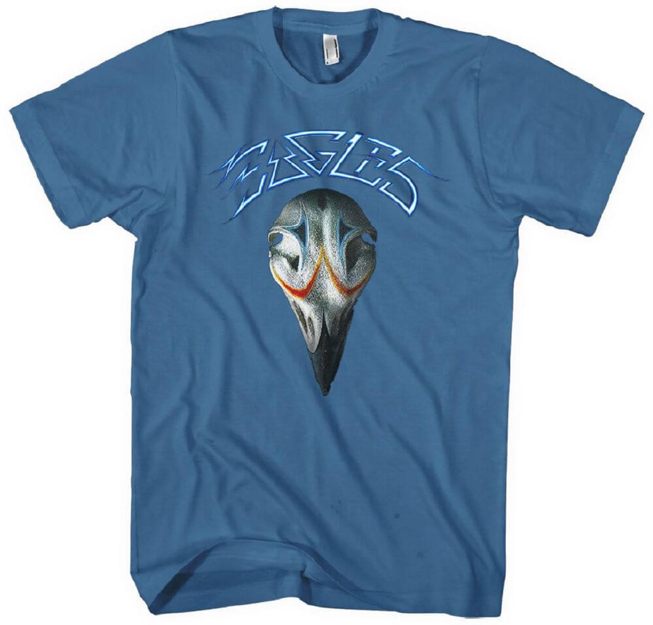 Eagles Classic Rock n Roll Band T-shirt - Greatest Hits Album Cover Artwork   239f47e13