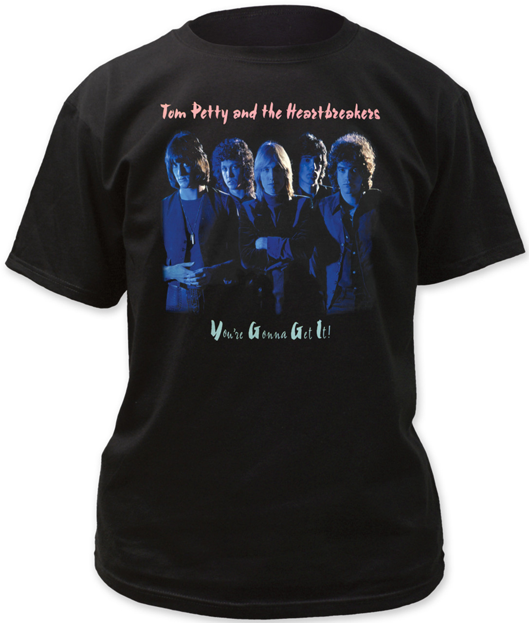 You/'re Gonna Get It Men/'s T-shirt Tom Petty and the Heartbreakers BRAND NEW