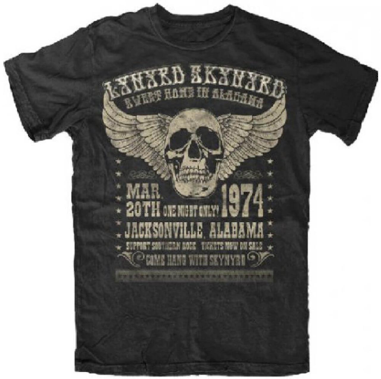 46c09f484eb Lynyrd Skynyrd Jacksonville