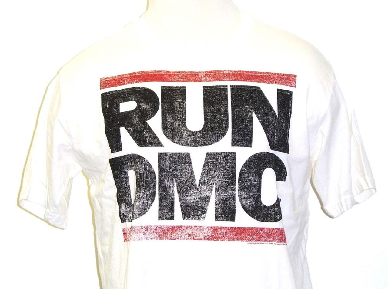 Run DMC T-shirt - Logo Shirt. Men's