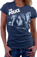 The Police Reggatta de Blanc Album Cover Women's T-shirt