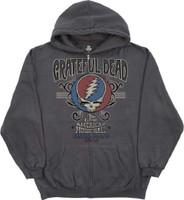 Grateful Dead Concert Hoodie Sweatshirt