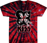 KISS Rock and Roll T-shirt