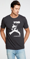 The Who at The Boston Tea Party Men's Black Vintage Fashion T-shirt by Chaser - 2