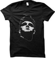 Morrissey Image Men's Unisex Black Fashion T-shirt