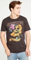 Grateful Dead 1994 Fall Tour Men's Black Vintage Fashion Concert T-shirt by Chaser
